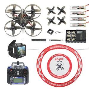 Image 1 - Mobula7 V2 Rtf 75 Mm Crazybee F3 Pro Osd 2S Bwhoop Fpv Drone Mobula 7 Met Fpv Horloge/ bril Boog Schort Fs I6 Afstandsbediening