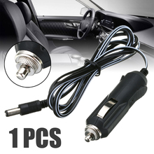 1pcs 12V Car Auto LED Male Cigarette Lighter Socket Plug Connector with Fuse & Wire