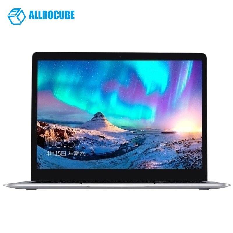 ALLDOCUBE Thinker Laptop 13.5 Inch Intel Core M3-7Y30 8GB DDR3 RAM 256GB SSD RAM Intel HD Graphics 615