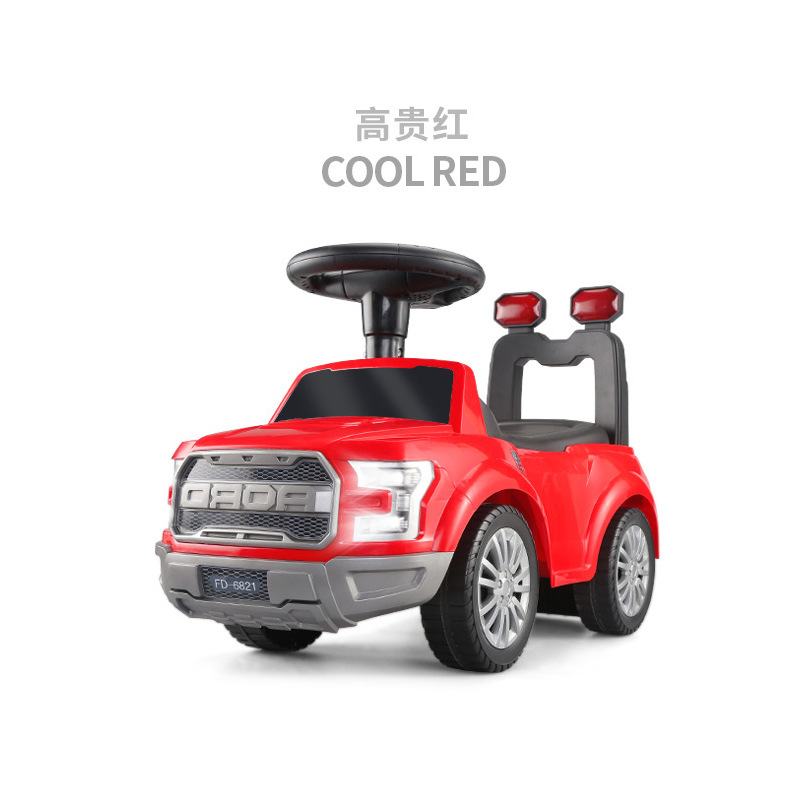 Children's Twisting Car Swing Car 1-3 Years Old Boys And Girls Female Baby Car Scooter Toy Walker