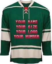 finest selection 42b8b 49ae8 Buy team hockey jersey custom and get free shipping on ...