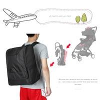 Travel Bag Case Stroller Plane Waterproof Carrying Baby Stroller Organizer For Babyzen vovo yoyo babysing Stroller Accessories