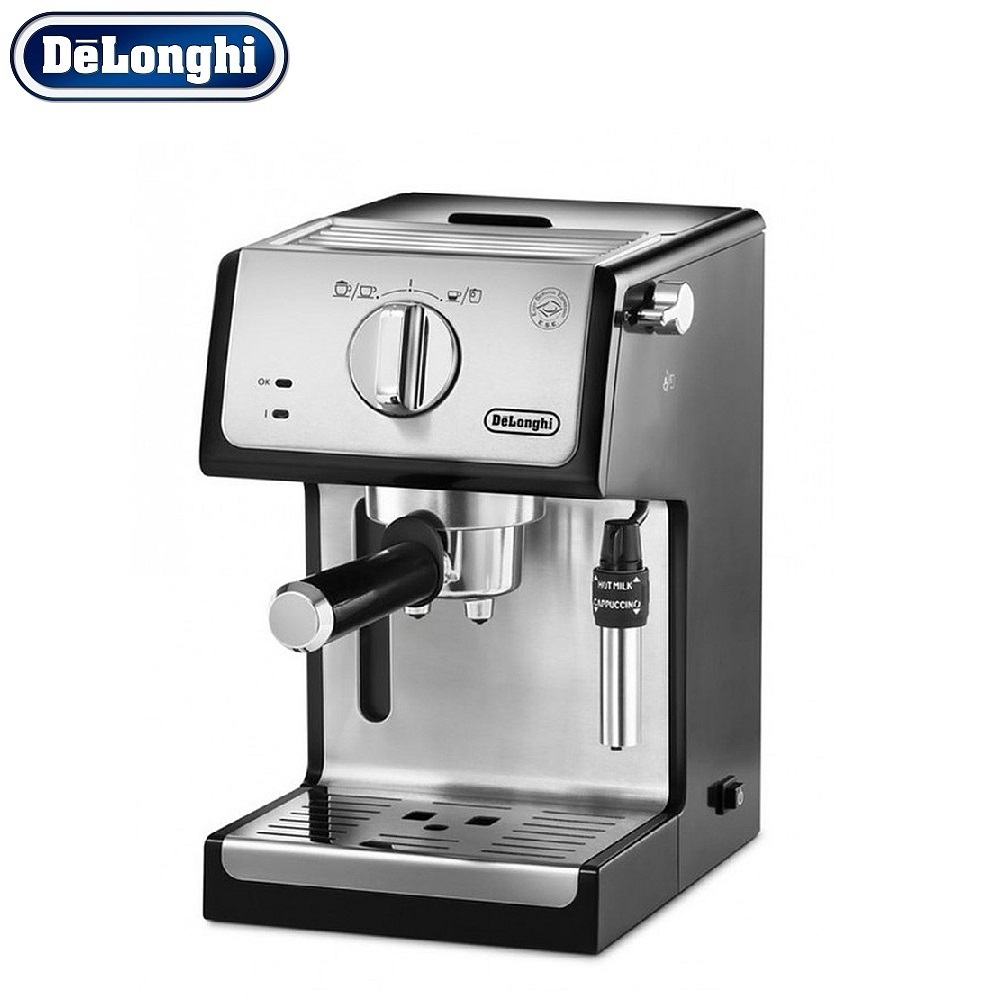 Coffee Maker DeLonghi ECP 35.31 kitchen automatic pump Coffee machine espresso Coffee Machines Coffee maker Electric hot sale coffee printer full automatic latte coffee printer with 8 inch tablet pc coffee and food printer inkjet printer selfie