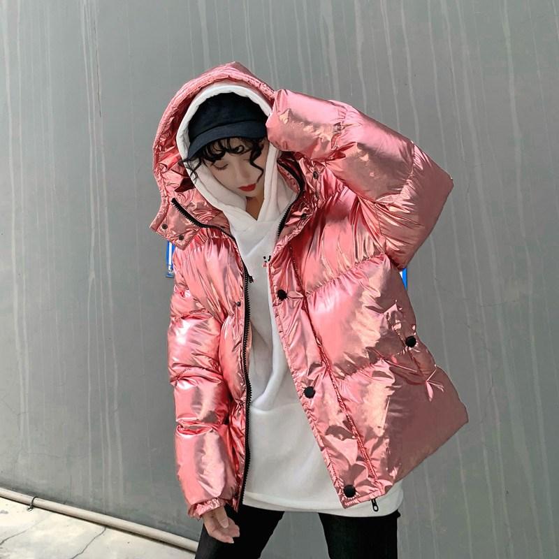 3450eca33e89e Streetwear-Argent-Brillant-Surdimensionn-Hiver-Veste-Femmes -Pain-Coton-V-tements-Mince-et-L-ger-Vers.jpg