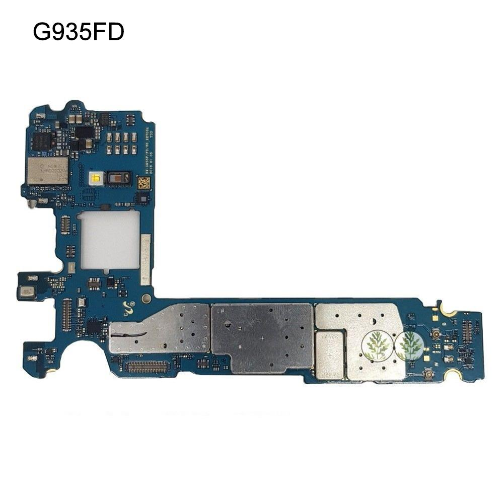 Main Motherboard For Samsung S7 Edge G935A G935T G935V G935P G935F G935FD Replaced Phone Repairing Circuit Board for Galaxy S7eMain Motherboard For Samsung S7 Edge G935A G935T G935V G935P G935F G935FD Replaced Phone Repairing Circuit Board for Galaxy S7e