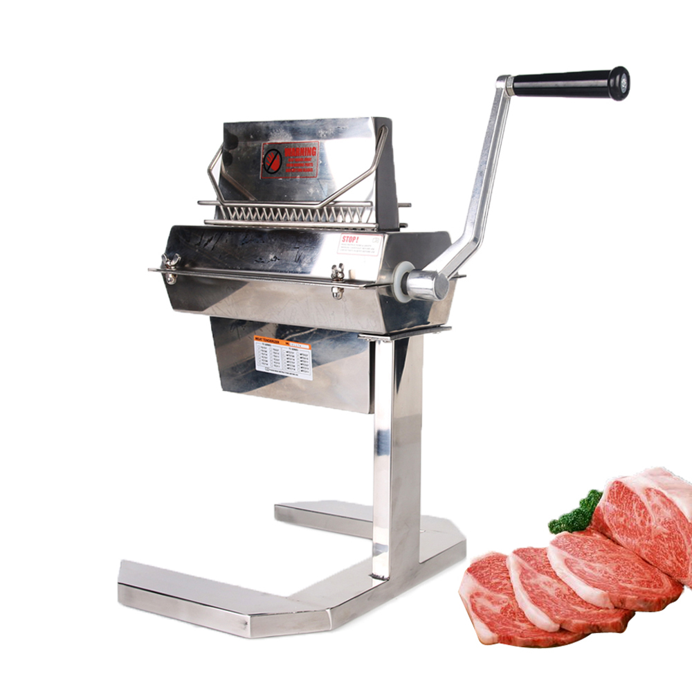 ITOP Meat Tenderizer Machine Stainless Steel 5 39 39 Needle Steak Beaf Pork Pounders Kitchen Meat Tools Machine Food Processor in Food Processors from Home Appliances
