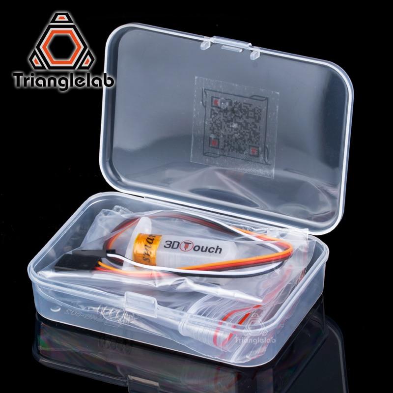 Trianglelab A 2019 3D TOUCH sensor Free Shipping Auto BED Leveling Sensor  BL AUTO touch sensor for anet A8 tevo reprap mk8 i3