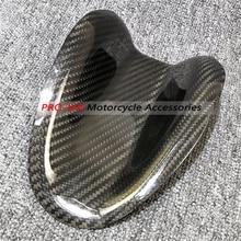 Защита для ключей мотоцикла из углеродного волокна для Ducati Monster до 2007 Twill