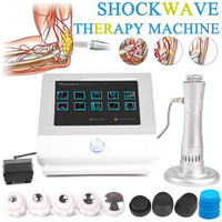 acoustic Physical shock wave To treat ED Portable shockwave physiotherapy equipment Shockwave therapy Pain relief machine