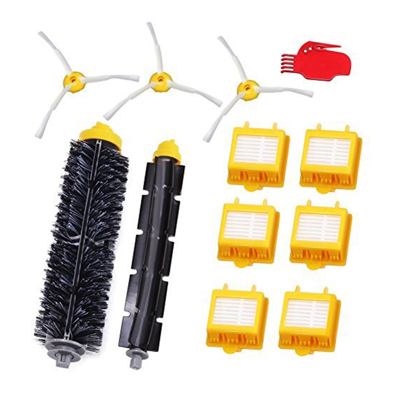 Spare Parts Accessories For Irobot Roomba 782 780 774 772 770 776 760 Filter Set Irobot 12 PieceSpare Parts Accessories For Irobot Roomba 782 780 774 772 770 776 760 Filter Set Irobot 12 Piece
