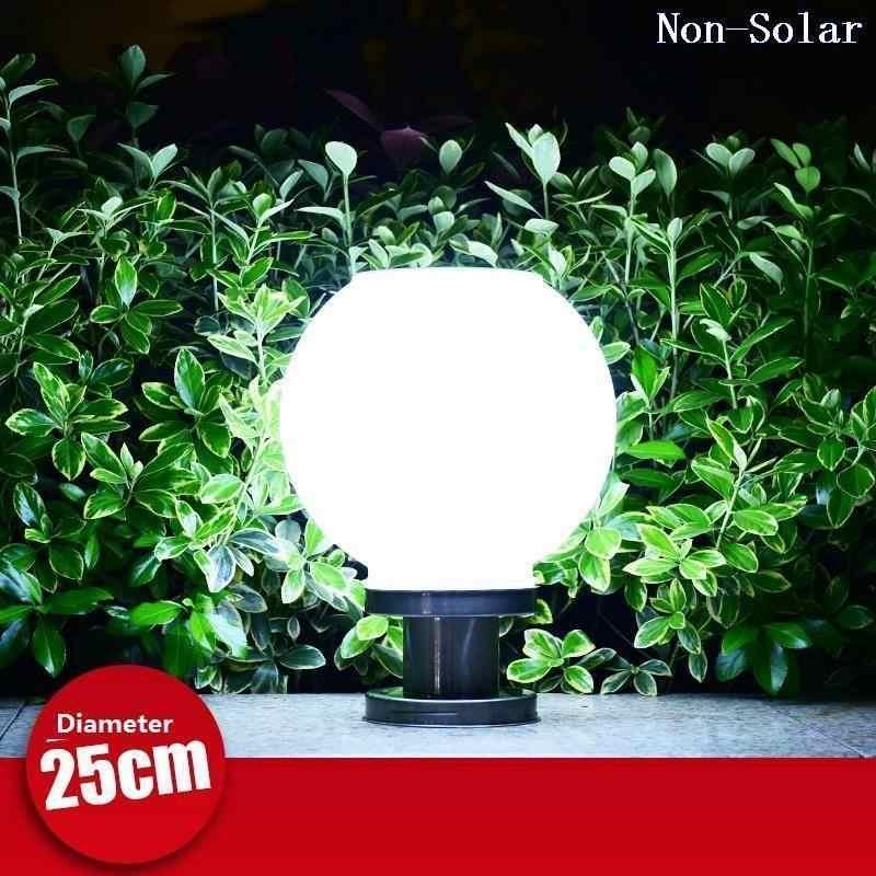 Декоративный светильник для аквариума на заднем дворике, светодиодный светильник Terraza Y Jardin Decoracion, наружный фонарь для ландшафтного сада