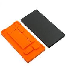 Inframe Schimmel Rand Screen Oca Lamineren Rubber Mat Voor Samsung S9 S9 Plus S8 S8Plus Note 8 9 Touch Screen met Midden Frame Tool