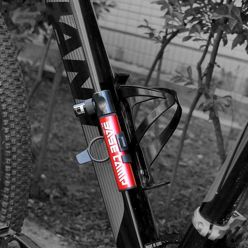 45G المحمولة البسيطة دراجة مضخة 100 PSI عالية ضغط الدراجات مضخة هواء يدوية الكرة منفاخ لإطارات السيارة الدراجة الجبلية MTB مضخة مضخة كروية