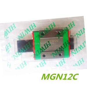 Image 4 - Original HIWIN BRAND EGH15CA EGW15CA EGH20CA EGW20CA MGN7H MGN9H MGN12H MGN15H MGN7C MGN9C MGN12C MGN15C HGH15CA linear carraige