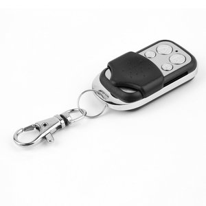Image 4 - 433Mhz Universal Remote Control Code Grabber For Gate Wireless RF 4 Channel Electric Cloning For Gate Garage Door Car Keychain