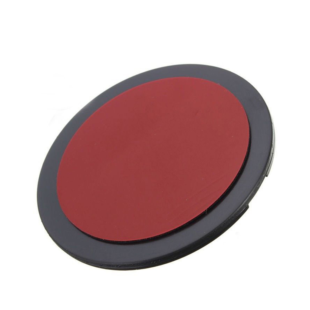 72mm Car Dash Dashboard Adhesive Sticky Suction Cup Plate Mount Disc Disk Pad Auto Interior Accessories