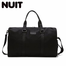 Female And Male Travelling Bags Nylon A Short Trip Woman Handbag Large Capacity Light Travel Bag Women Protable