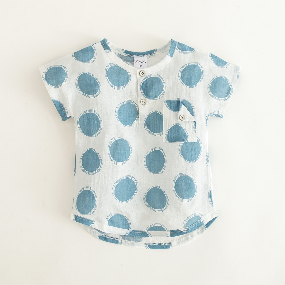 Girl Tops T-Shirt Short-Sleeve Baby-Boy Boys Cotton Children Summer 4 6 O-Neck 7 8-Year