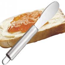 Шпатель из нержавеющей стали, нож для масла, сэндвич-пила, широкое лезвие