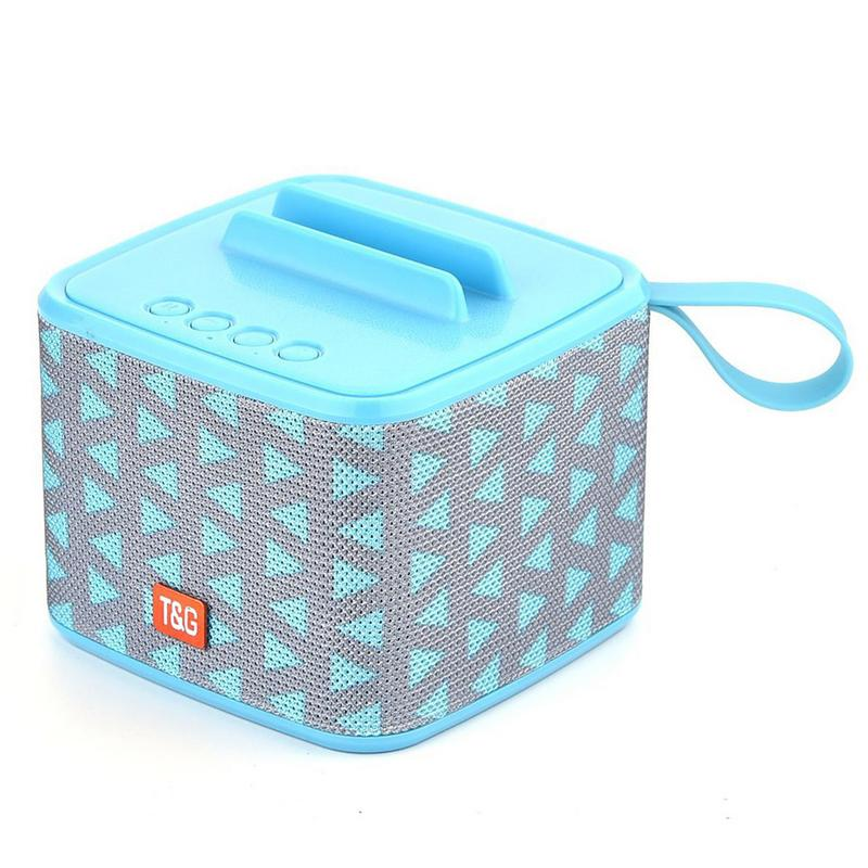 Portable Speaker Bluetooth Outdoor Waterproof Wireless Player Stereo Hd Sounds Sports Devices Support TF Card FM Radio Aux Input-in Portable Speakers from Consumer Electronics