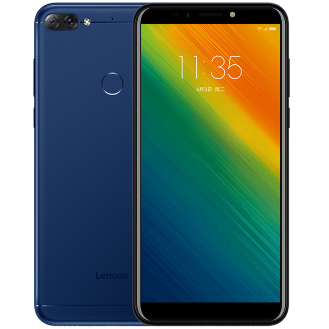Lenovo K9 Note (L38012) 4G Smartphone 6.0'' Android 8.1 Qualcomm Snapdragon 450 Octa Core 1.8GHz 4GB 64GB 16.0MP Face ID 3760mAh 1
