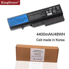 KingSener L09M6Y02 L09C6Y02 Laptop Battery For Lenovo G465 G475 G565 G570 G575 G770 Z460 Z465 Z470 Z570 Z565 E47A K47A 4400mAh sheli laptop motherboard for lenovo g565 z565 la 5754p no hd interface with 4 video chips non integrated graphics card