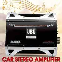 12 В 4 канала 3200 вамп стерео HIFI Звук Усилители домашние дома музыка AMP FM бас усилитель звука автомобиля сабвуфер динамик