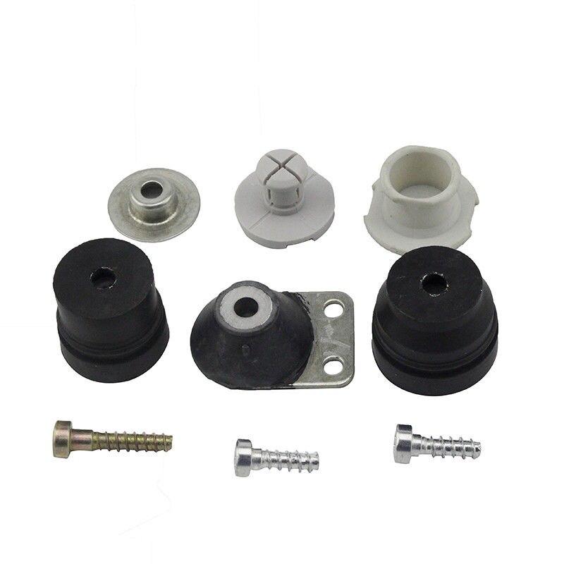 Full AV Buffer Kit With Cover Screws For  Stihl 026 024 MS240 MS260 Chainsaw