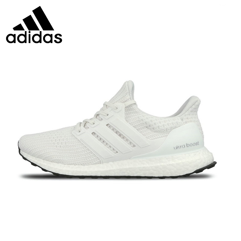 b87a7871e88f0 Detail Feedback Questions about Adidas New Arrival Ultra Boost 4.0 UB Mens  Mesh Running Shoes Breathable Stability High Quality Shoes For Men BB6168  on ...