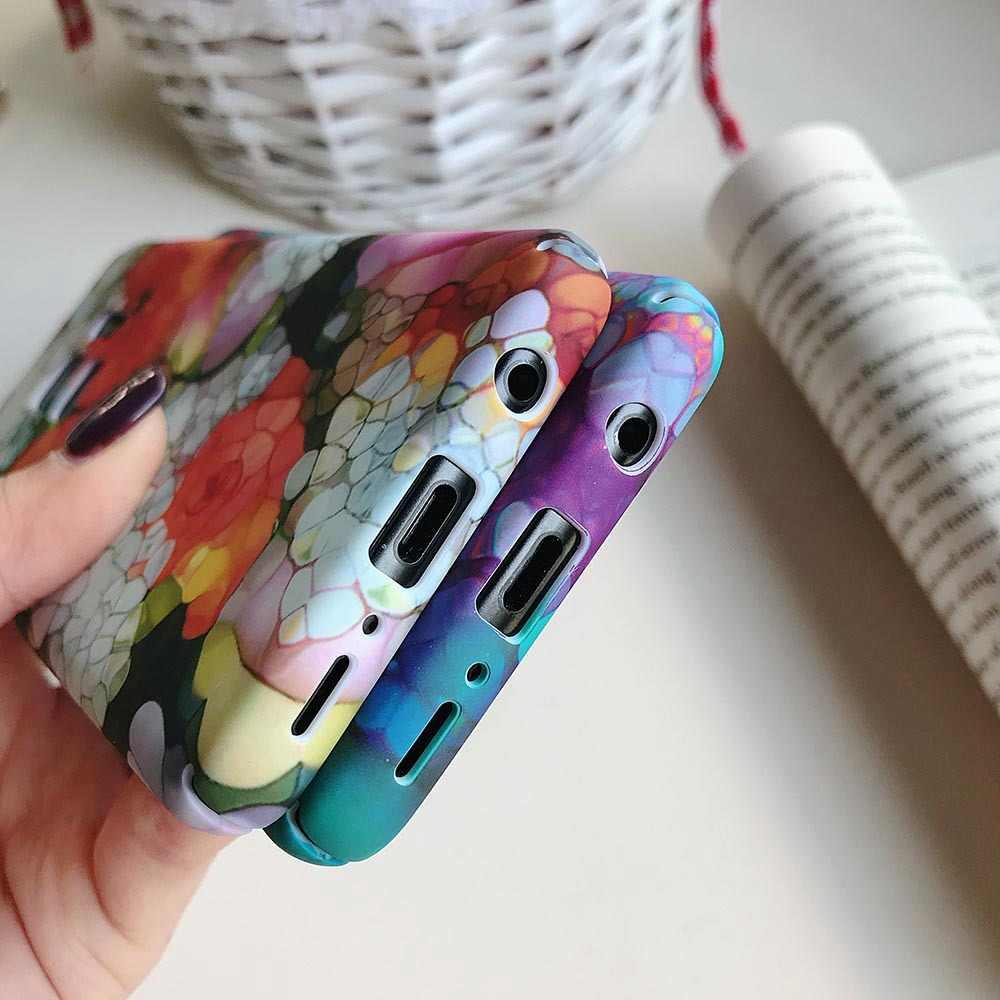 KISSCASE чехол для samsung Galaxy S10 S9 плюс S10e жесткие чехлы для телефона для samsung Galaxy S10 S8 плюс S7 край M20 M10 чехол Coque