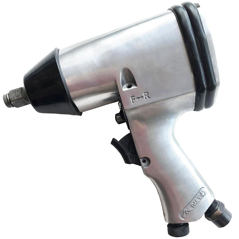 1/2 inch Air Pneumatic Torque Impact Wrench Tool for Car Wheel Repairing Durable Air Wrench Home DIY Tool1/2 inch Air Pneumatic Torque Impact Wrench Tool for Car Wheel Repairing Durable Air Wrench Home DIY Tool