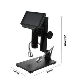 Image 3 - Andonstar ADSM302 กล้องจุลทรรศน์ดิจิตอลอิเล็กทรอนิกส์ USB กล้องจุลทรรศน์สำหรับ THT การบำรุงรักษาอุตสาหกรรมแว่นขยายกล้องรีโมทคอนโทรล