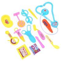 15 шт. доктор игрушки развивающие ролевые игры доктор медсестра роль дети ролевые игры игрушки игровой набор «Доктор» медицинский комплект ролевая игра игрушка набор