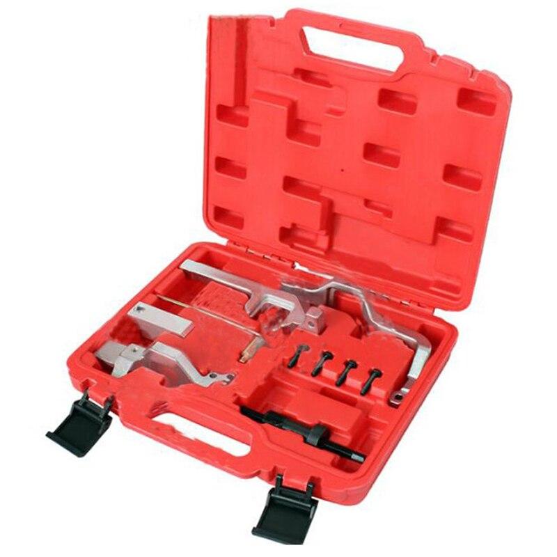 10Pcs Mini Cooper Engine Camshaft Timing Tool Kit For Bmw Psa Engine Timing 1.4 1.6 N12 N1410Pcs Mini Cooper Engine Camshaft Timing Tool Kit For Bmw Psa Engine Timing 1.4 1.6 N12 N14