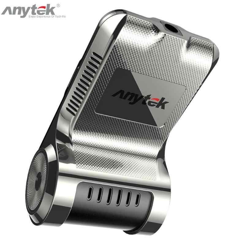 Anytek X28 Mini Auto Dvr Camera Full Hd 1080P Auto Digitale Video Recorder Dvr Adas Camcorder G-Sensor dash Cam Wifi Gps Dashcam
