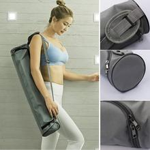 лучшая цена Waterproof Yoga Bag Gym Mat Bag Yoga Backpack Oxford Cloth Yoga Pilates Mat Case Bag Carriers 72*15 cm (only bag) ~