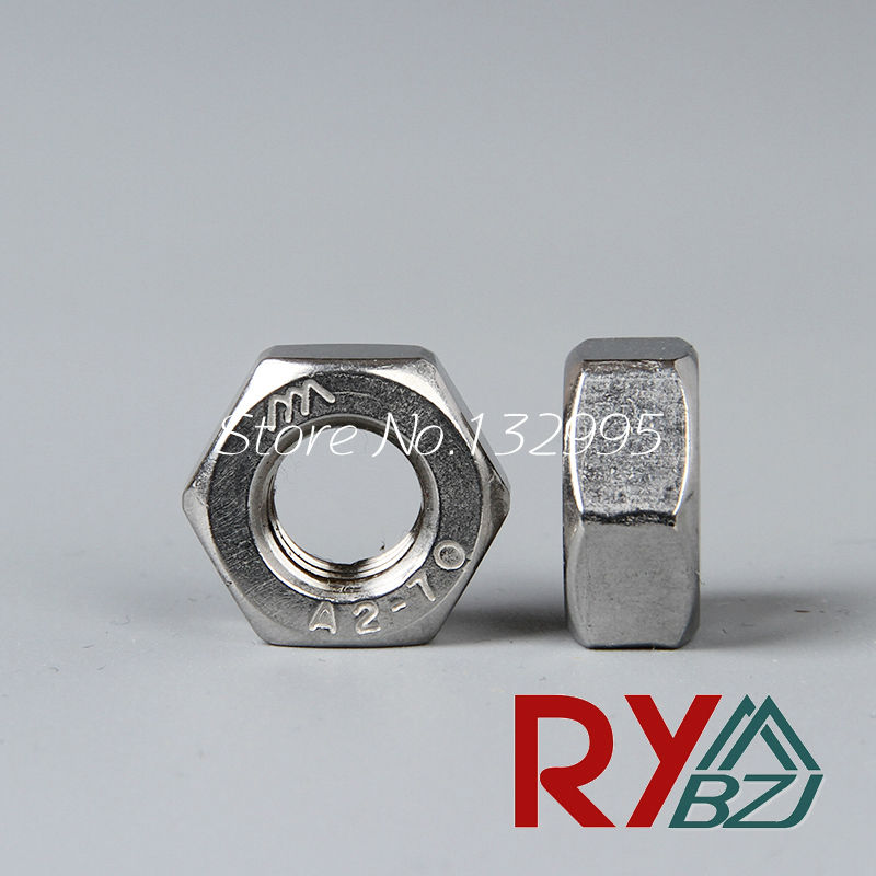 1//4 5//16 Stainless Steel 10-32 3//8 UNF Dome Nuts