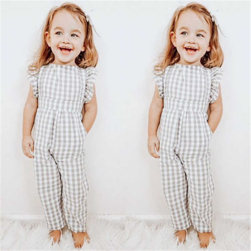 UK Stock Toddler Kid Baby Girls Tulle Tutu Romper Dress Bodysuit Jumpsuit Outfit