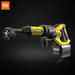 Jimmy JW31 Garden Water Guns Cleaning Tool Powerful Handheld Rechargeable Sprayers Water Gun With Multi-Function Nozzle