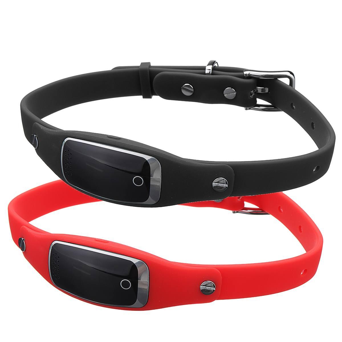 Мини водонепроницаемый ошейник для собак и кошек, идентификационный локатор для домашних животных, gps трекер, GSM устройство слежения, Wi Fi устройство слежения в реальном времени для собак, кошек, устройство слежения - 5