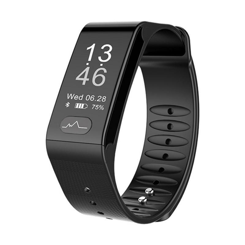 Nouvelle montre intelligente ECG + PPG de qualité médicale Bracelet de surveillance de la fréquence cardiaque Bracelet de santé sport intelligent