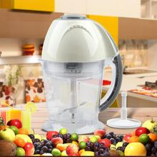 1Pcs Multifunctional Electric Meat Grinder Chopper Baby Food Supplement Mixer Electric Household Processor Kitchen Fruits Tool