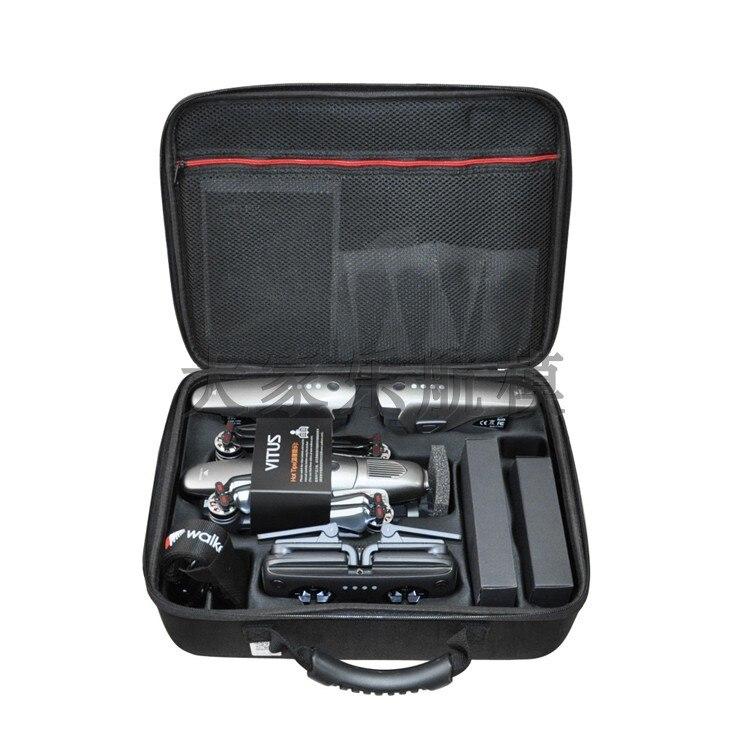 Oyuncaklar ve Hobi Ürünleri'ten Parçalar ve Aksesuarlar'de Orijinal Walkera VITUS 320 RC Drone Yedek çekmeceli saklama dolabı Çanta Çanta Koruyucu Kılıf Vitus 320 Z 43'da  Grup 1
