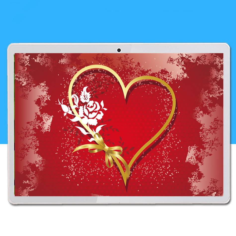 KUHENGAO New 10 inch IPS tablet MT6753 Octa Core 32GB 64GB 5MP Gold Black Silver 1920x1200