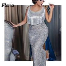 a187e4663aaea Arapça Seksi Uzun Püskül abiye abiye elbise Türk Dubai Illusion Balo elbise  Robe de soiree Abendkleider