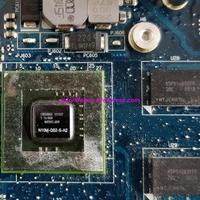 אמיתי w mainboard האם KIWA7 LA-5082P אמיתי w Mainboard האם מחשב נייד GPU יציאת HDMI N10M-GS2-S-A2 עבור מחשב נייד Lenovo G550 (4)
