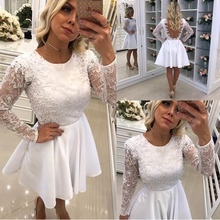 152878578ce28 Buy white transparent gown and get free shipping on AliExpress.com