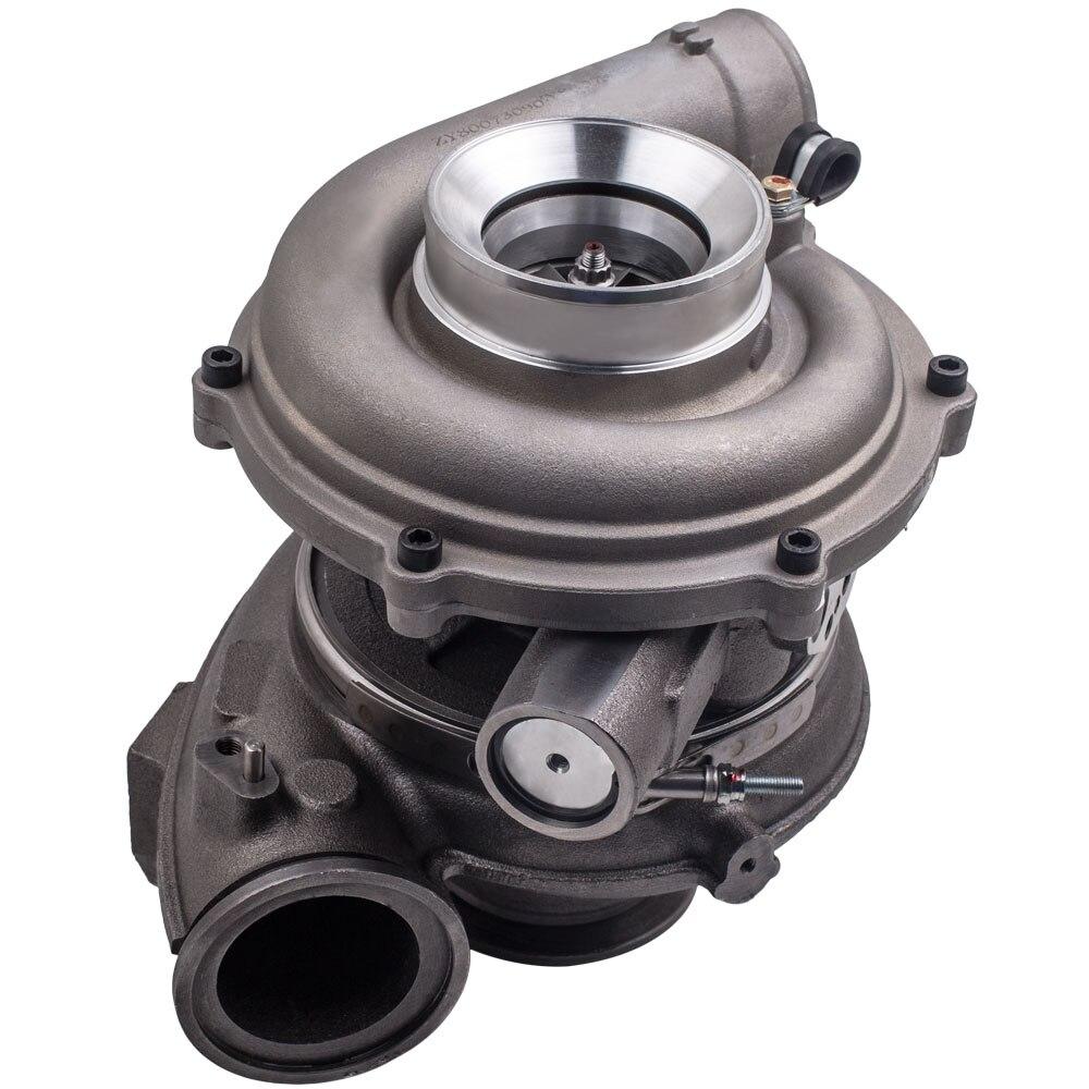 Turbo turbocompresseur pour Ford Super Duty 6.0L powertemp 743250-5014 S 5C3Z6K682