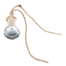 Wall Hanging Empty Glass Perfume Bottle Pendant for Home Car, Mini Air Freshener Room Decor Christmas Gift Interior Accessories недорого