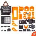 TriangleLAB PETG materiaal gedrukt onderdelen voor Prusa i3 MK3S 3D printer kit MK2/2.5 MK3 upgrade naar MK3S